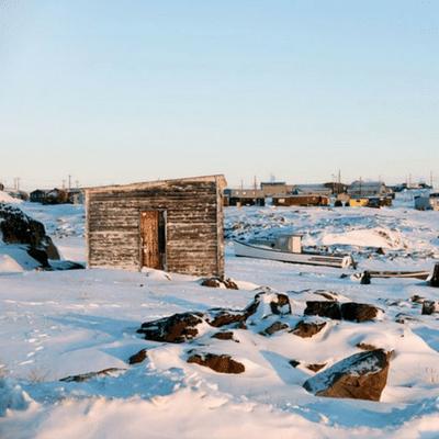 rencontre inuit en mer de baffin