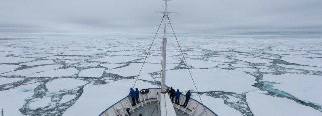 partir en antarctique